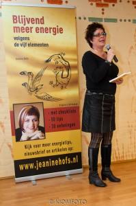 Blijvend meer energie - Jeanine Hofs
