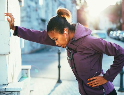 Van sporten krijg je geen energie
