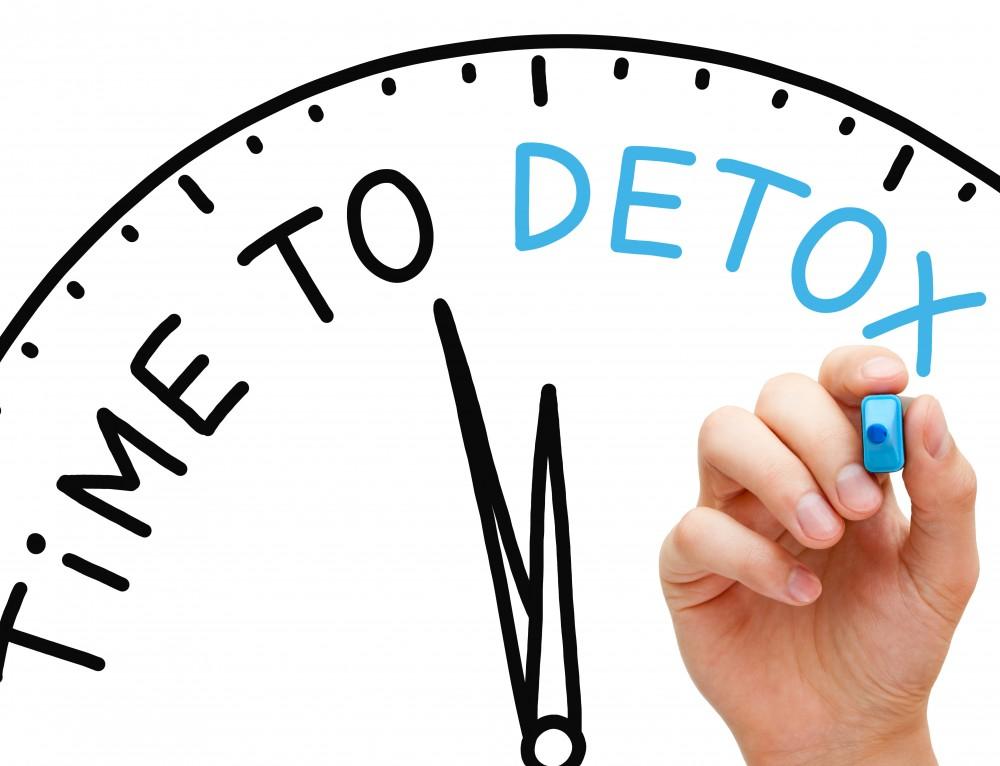 10 redenen om te detoxen