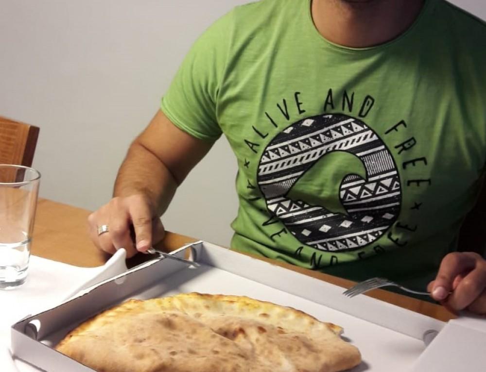 Wat ik leerde van een pizza Calzone