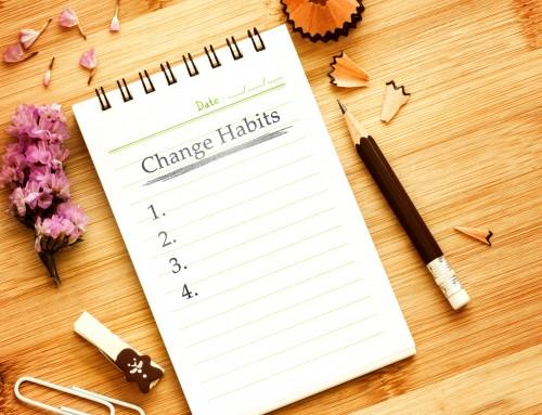 Doorbreek je gewoontes en bepaal zelf je toekomst!