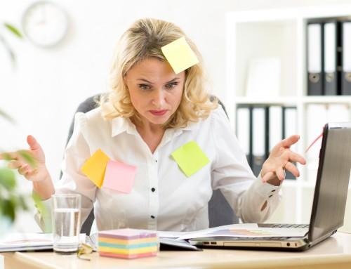 Stress gaat ons de grootste crisis ooit bezorgen
