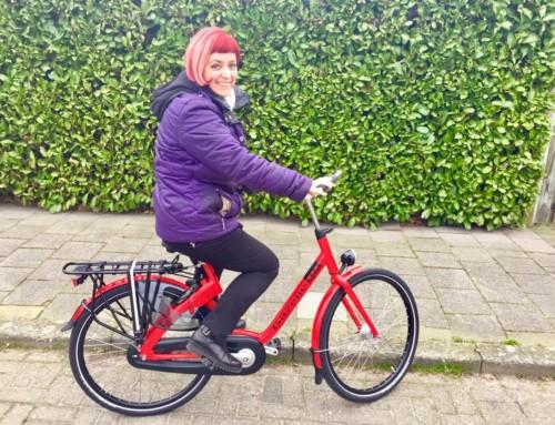 Belemmerende overtuigingen zorgen voor rode fietsjes!